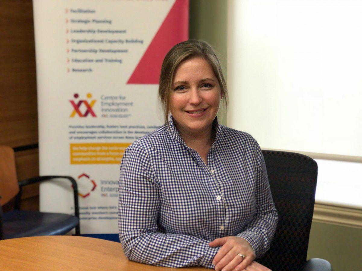 STFX Employment Innovation - Jaime Smith