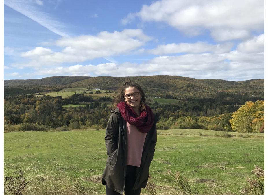 CEI Summer Intern Highlight – Laura Cormier